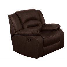 Nova Recliner Chair in Brown