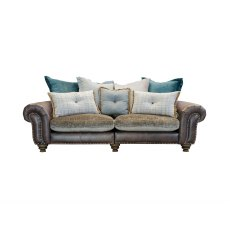 Alexander & James Bloomsbury 2 Seater Small Pillow Back Sofa
