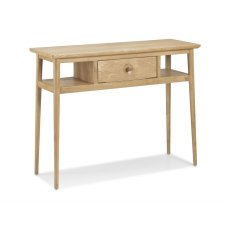 Henley Solid Oak Console Table