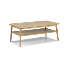 Henley Solid Oak Large Coffee Table