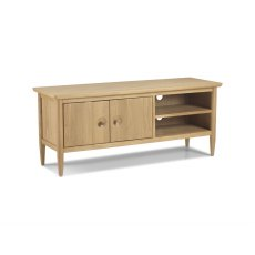 Henley Solid Oak Tv Unit