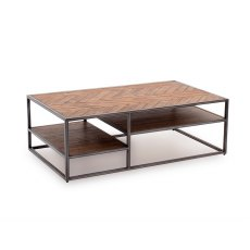 Vermont Coffee Table in Light Brown
