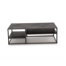 Vermont Coffee Table in Dark Brown