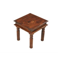 Oak City - Maharajah Indian Rosewood Thacket Coffee Table - 45 x 45