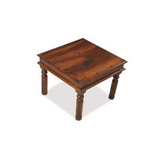 Oak City - Maharajah Indian Rosewood Thacket Coffee Table - 60 x 60