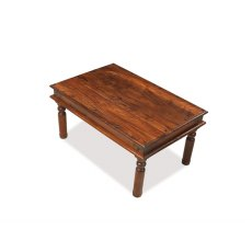 Oak City - Maharajah Indian Rosewood Thacket Coffee Table - 60 x 90