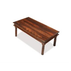 Oak City - Maharajah Indian Rosewood Thacket Coffee Table - 60 x 110