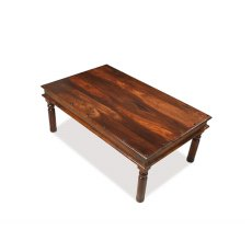 Oak City - Maharajah Indian Rosewood Thacket Coffee Table - 75 x 120