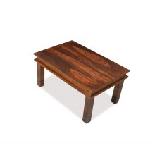 Oak City - Maharajah Indian Rosewood Chunky Coffee Table - 60 x 90