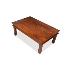 Oak City - Maharajah Indian Rosewood Chunky Coffee Table - 75 x 120