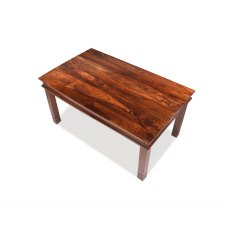 Oak City - Maharajah Indian Rosewood Chunky Dining Table