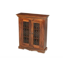 Oak City - Maharajah Indian Rosewood DVD Rack