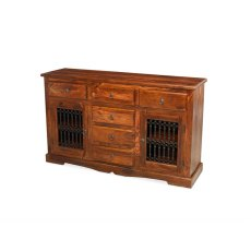Oak City - Maharajah Indian Rosewood Large Sideboard