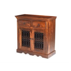 Oak City - Maharajah Indian Rosewood Small Sideboard