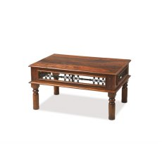 Oak City - Maharajah Indian Rosewood Coffee Table 60x90