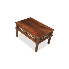 Oak City - Maharajah Indian Rosewood Coffee Table 60x110