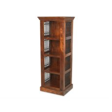 Oak City - Maharajah Indian Rosewood Alcove Bookcase