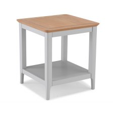 Oak City - Marlow Painted Square Coffee Table