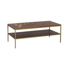 Miami Solid Acacia Wood Coffee Table