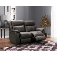 The Ultimate Smart 2 Seater Power Recliner Sofa