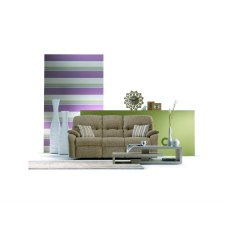 G Plan Mistral Fabric 3 Seater Small Sofa