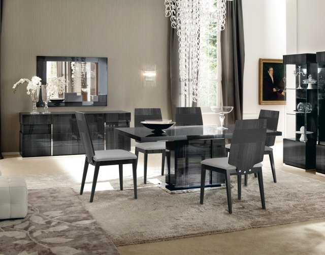 Alf Monte Carlo Dining Table Set 4 Chairs St Moritz Furniture World