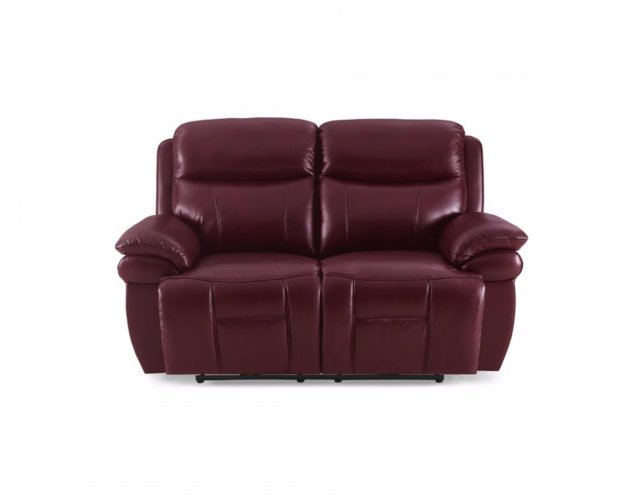 Hyde Line Bellagio 2 Seater Manual Recliner Sofa