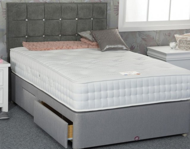 Sweet Dreams Jackson 1000 Divan Bed