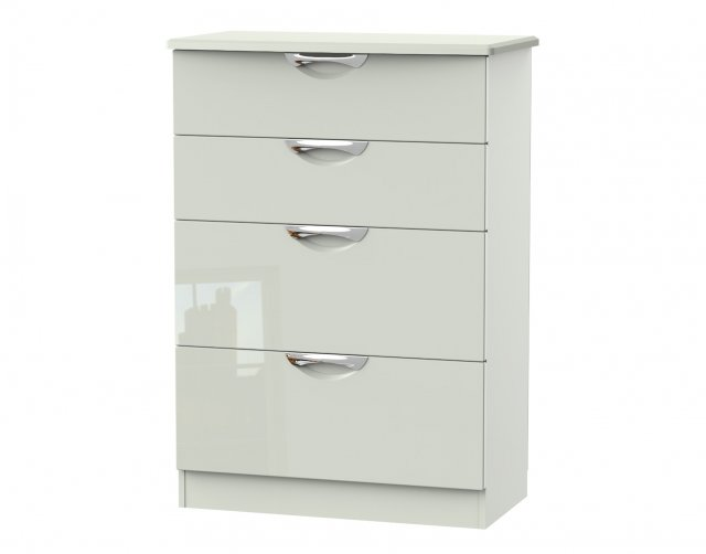 Welcome Furniture Cordoba 4 Drawer Deep Chest of Drawers