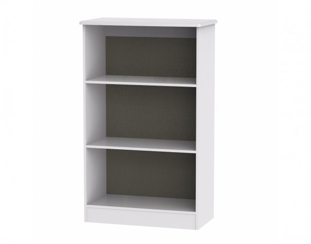 Welcome Furniture Belgravia High Gloss Bookcase