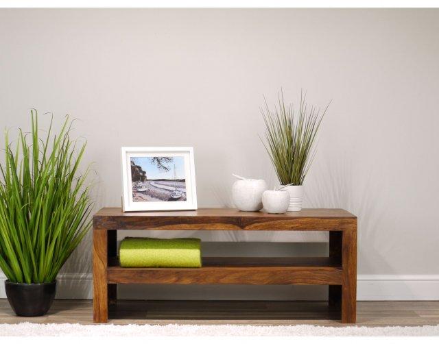 Oak City Indiana Rosewood Coffee Table Furniture World