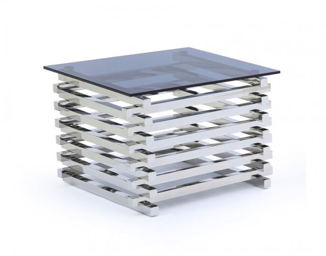 Value Mark Murano Glass End Table