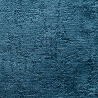 Berber Midnight - distressed chenille fabric with a glamourous lustre