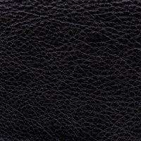Aurora Black - Semi aniline, full grain hide to retain individual characteristics