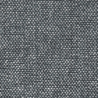 Coast Charcoal - 100% recycled polyester chenille fabric with a Green FR treatment - This fabric is 100% recyclable after use