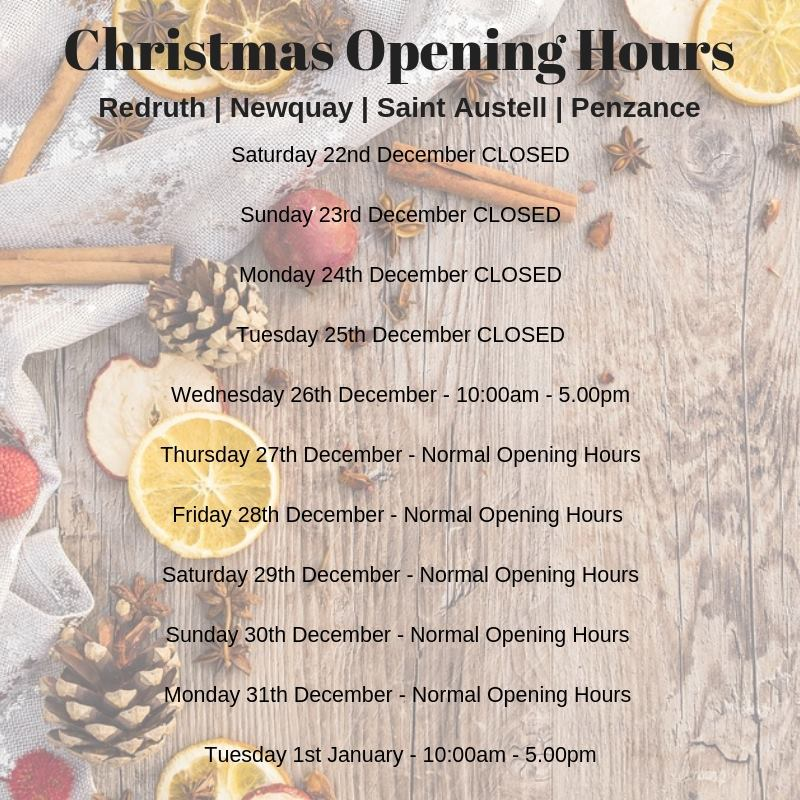 Furniture World Opening Hours