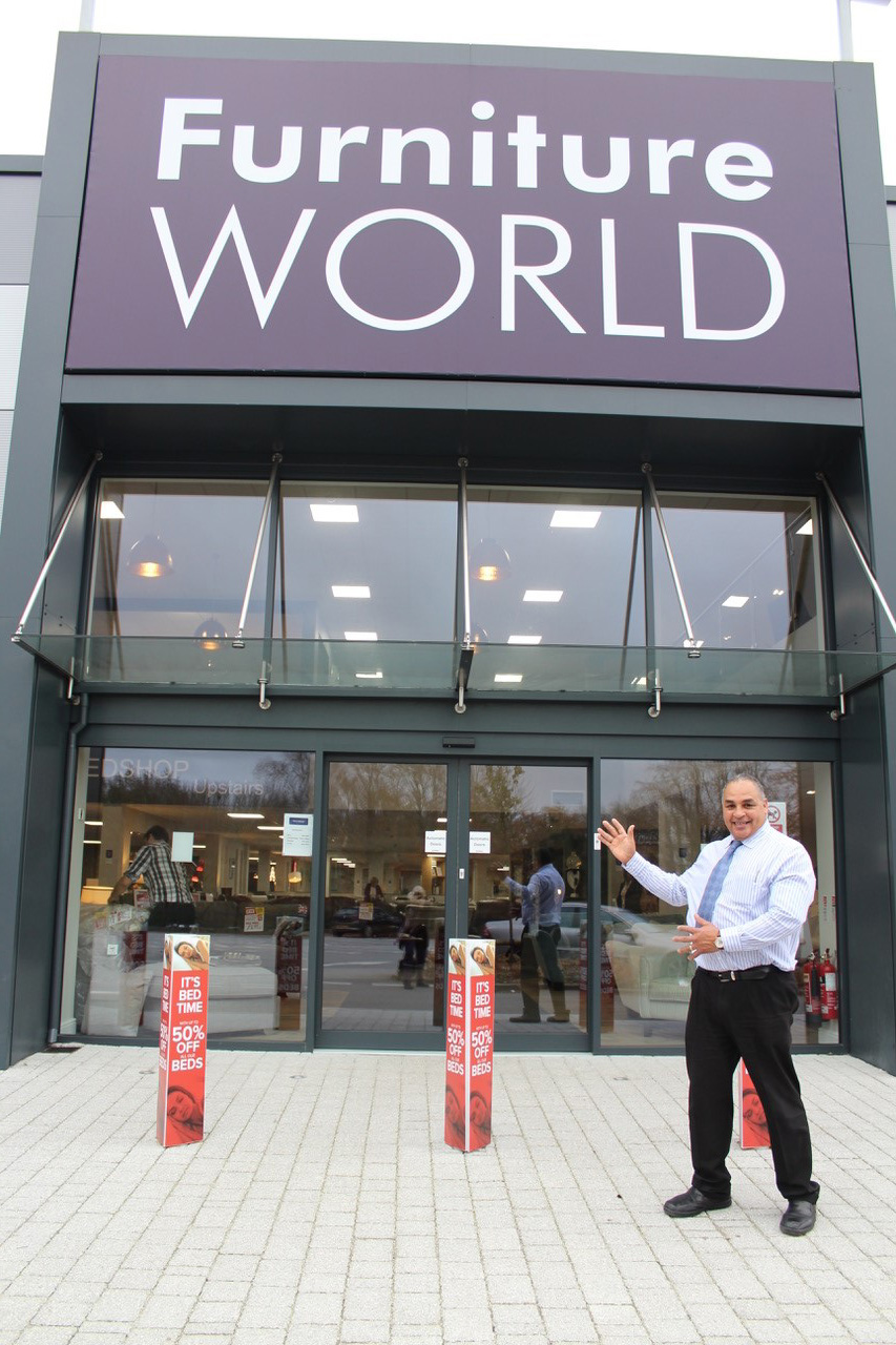 Don Johnson Furniture World Plymouth