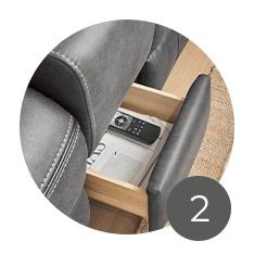Ultimate Sofa - Key Feature 2